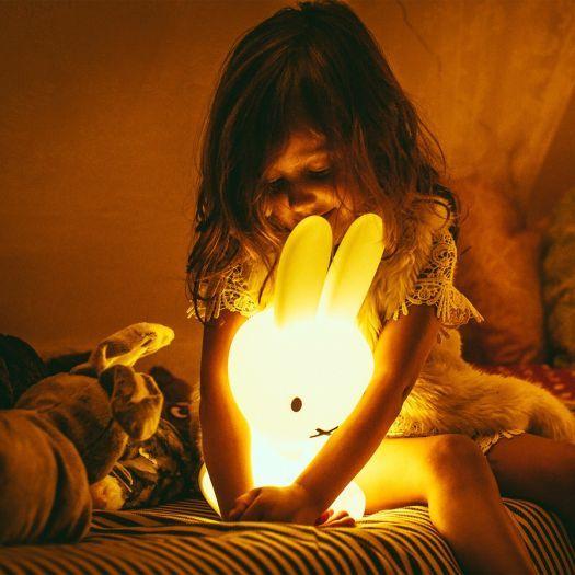 Deze lamp zal jouw kleintje zeker leuk vinden!