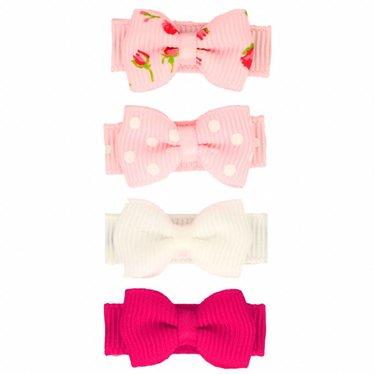 Your Little Miss Setje pastel baby haarspeldjes pink & sweet