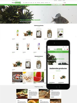 Theme Deviant Organic