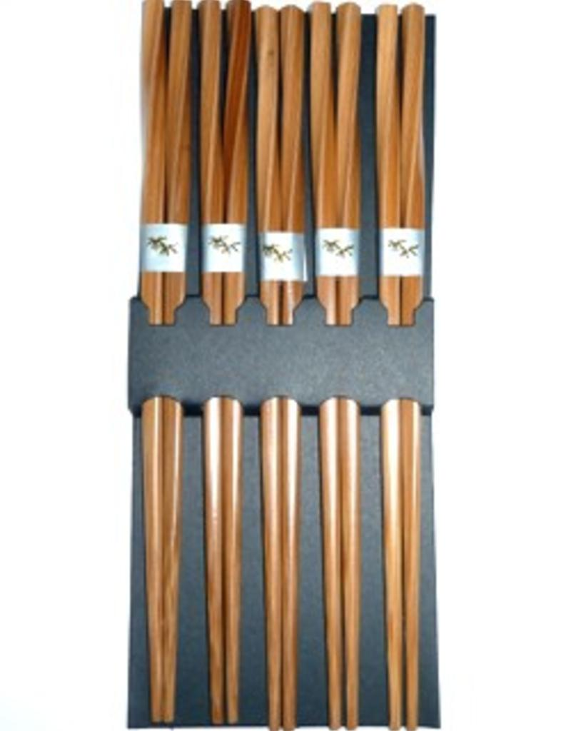 Japanese chopsticks twist