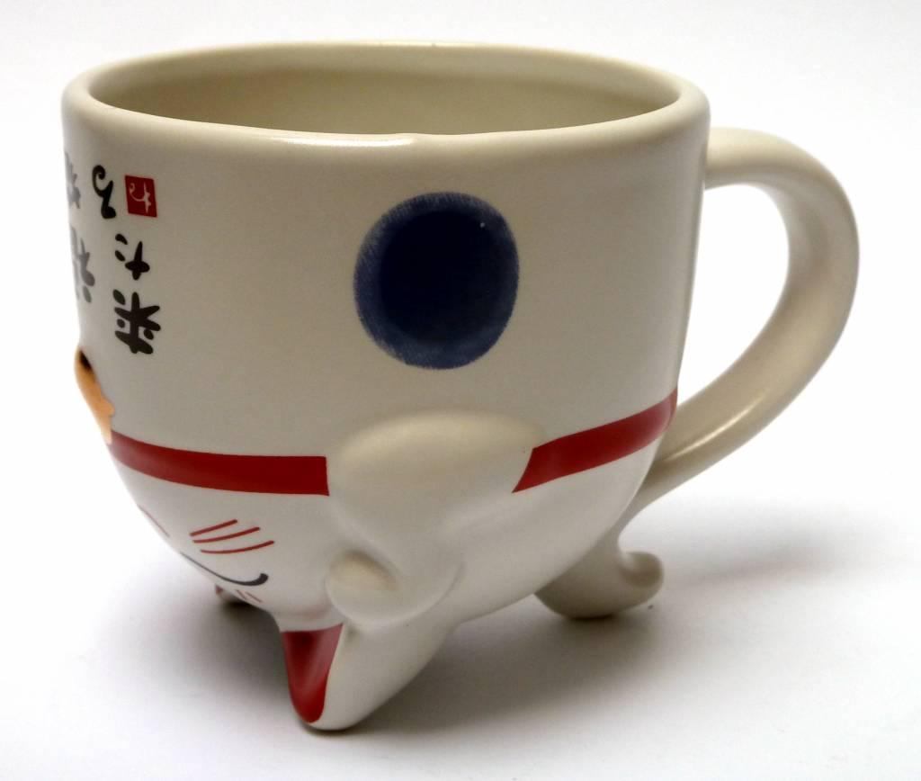 Teacup blue cat