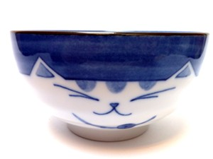 Tokyo Design Studio Happy cat bowl big