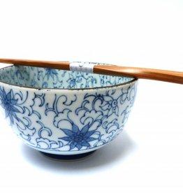 Tokyo Design Studio Japanese bowl cornflower