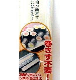 Sushi shape for narrow sushi maki