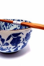 Tokyo Design Studio Japanese bowl  rose