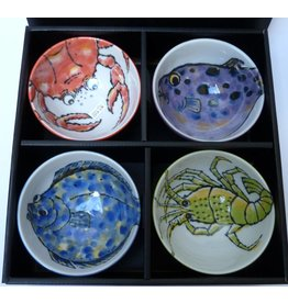 Tokyo Design Studio Kommen Seafood