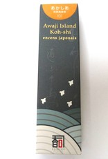 Awaji Island Koh-shi Japanese incense Acacia (Limited Smoke)