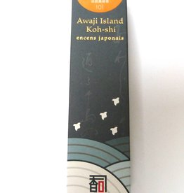 Awaji Island Koh-shi Japanese incense Acacia (Limited Smoke)
