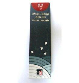 Awaji Island Koh-shi Japanse wierook Water Lelie (Emits Smoke)