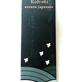 Awaji Island Koh-shi Japanese incense green tea (Limited smoke)