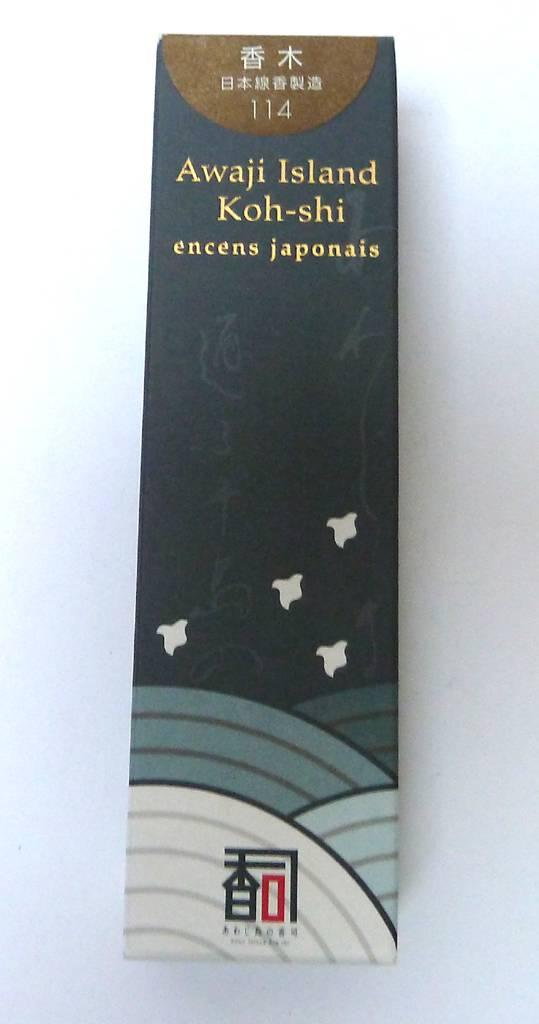 Awaji Island Koh-shi Japanse wierook Fragrant Wood (Limited Smoke)