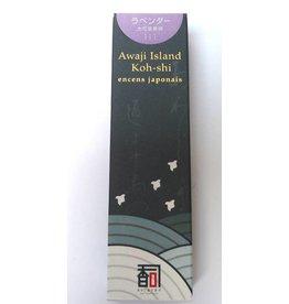 Awaji Island Koh-shi Japanse wierook Lavendel (limited smoke)