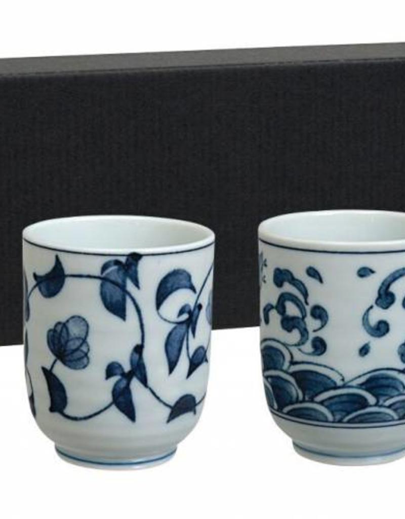 Tokyo Design Studio  Japanese tea cups gift set Osaka