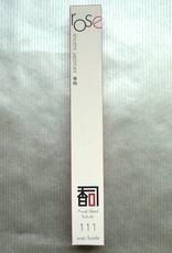 Awaji Island Koh-shi Japanese incense Rose (111) (smoke)