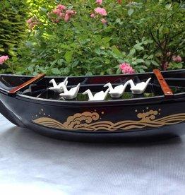 Tokyo Design Studio Luxury big sushi boat
