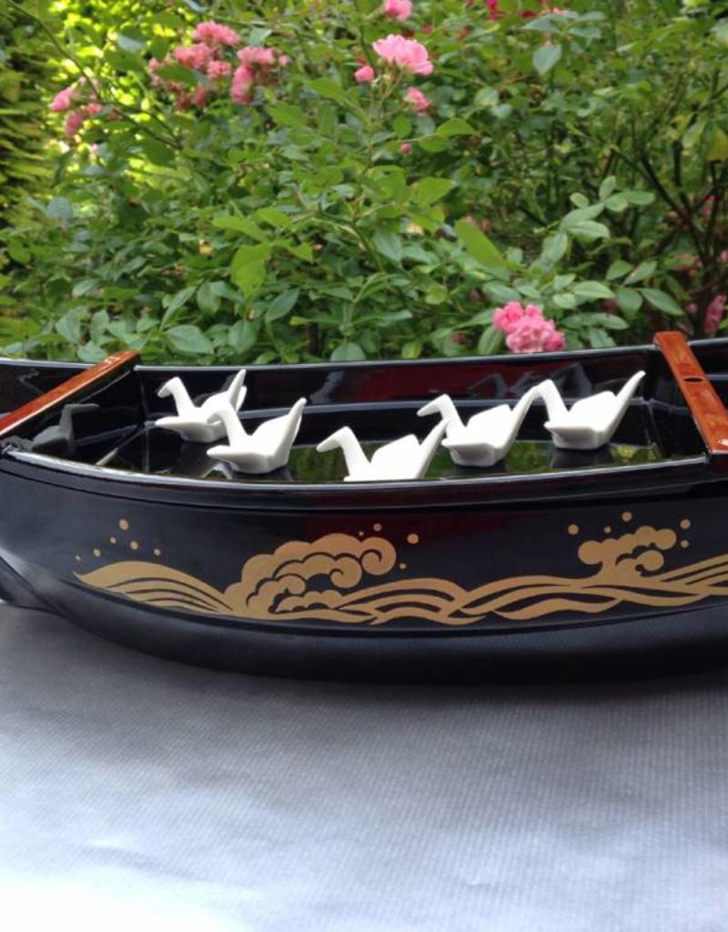 Tokyo Design Studio Luxurious large sushi boat