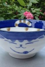 Tokyo Design Studio Japanese bowl cat medium