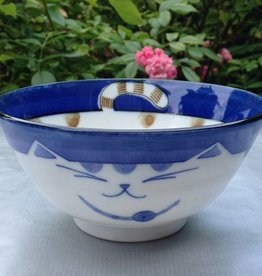 Tokyo Design Studio Japanese bowl cat