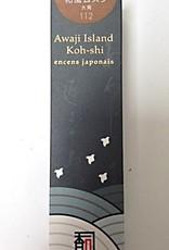 Awaji Island Koh-shi Awaji Japanese musk incense Kohshi