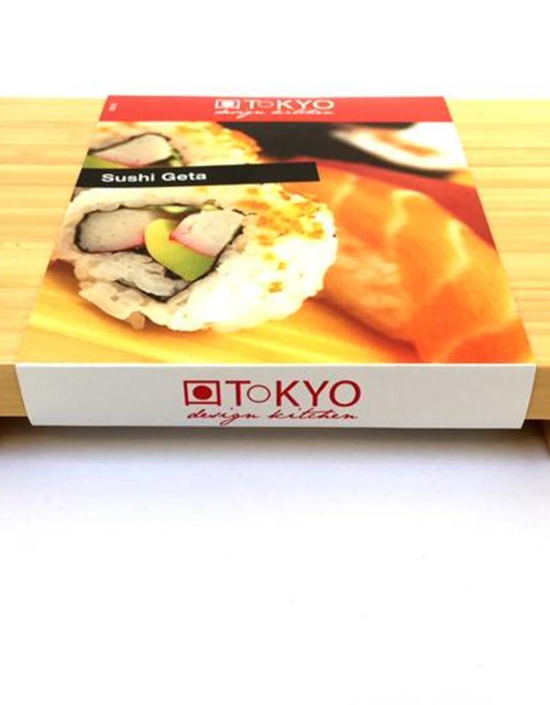 Tokyo Design Studio Bamboo sushi geta small
