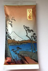 Japanese roasted sencha tea