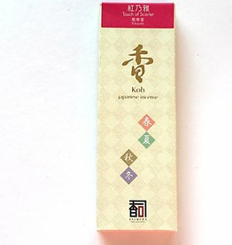 Awaji Island Koh-shi Japanese incense Touch of Scarlet (103)