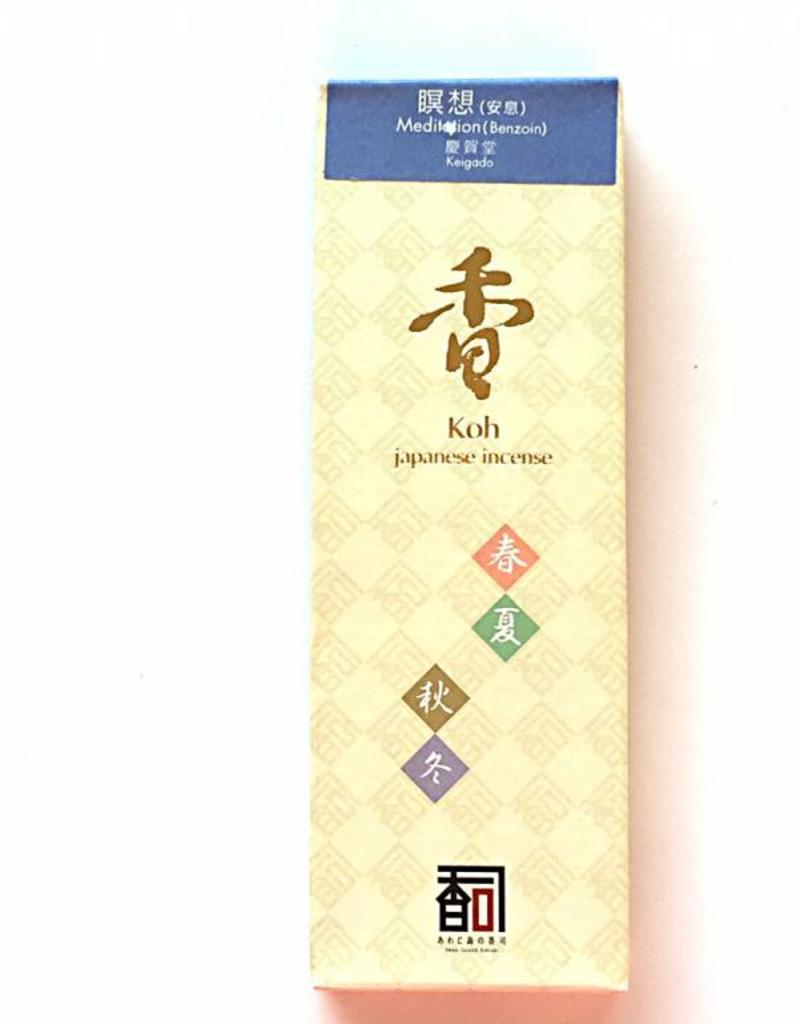 Awaji Island Koh-shi Japanese incense Meditation (105)