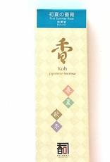 Awaji Island Koh-shi Japanese incense First Summer Rose (116)