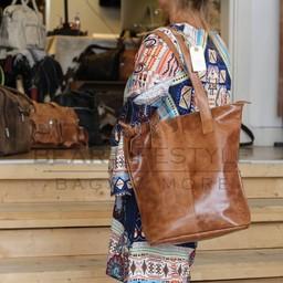 Bear Design Shopper Cognac CL2087