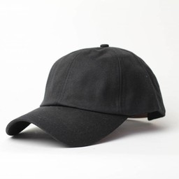 Pet 'Dad-hat' Zwart