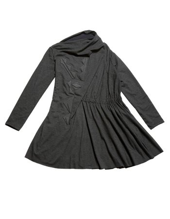 Ine de Haes SUUS Dress | Charcoal