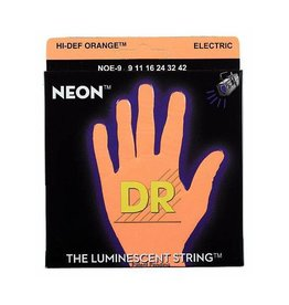 DR Strings DR Strings Neon Orange NOE-9