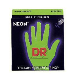 DR Strings DR Strings Neon Green NGE-9
