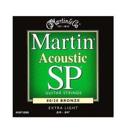 Martin Guitar Martin SP 80/20 Bronze MSP3000