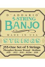 D'Addario D'Addario J55 5-String Banjo