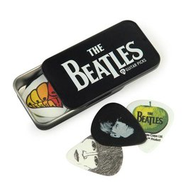 "Planet Waves Planet Waves Tin Box The Beatles ""Beatles Logo"""