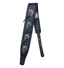 Levy's Levy's Country Strap PM32SF-BLK