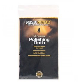 Music Nomad Music Nomad Flannel Polishing Cloth MN200