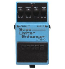 Boss Boss LMB-3 Bass Limiter Enhancer