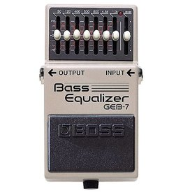 Boss Boss GEB-7 Bass Equalizer
