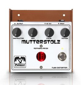 Palmer Palmer Mutterstolz Tube Distortion Pedal