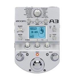 Zoom Zoom A3 Multieffektgerät für akustische Gitarren