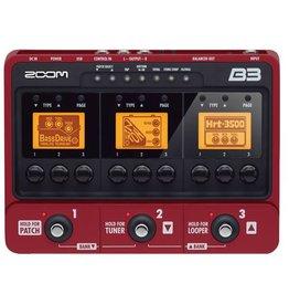 Zoom Zoom B3 Multieffektgerät Bass