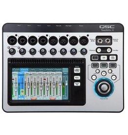 QSC QSC TouchMix 8 Compact Digital Mixer