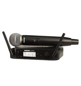 Shure Shure Digitales Beta Vocal-Funksystem mit Beta 58A