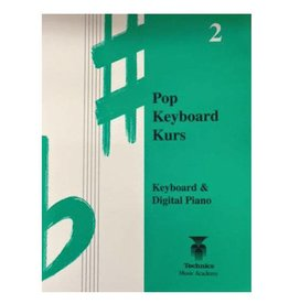 Hal Leonard Pop Keyboard Kurs 2