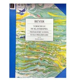 Universal Edition Ferdinand Beyer Vorschule im Klavierspiel