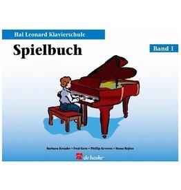 De Haske Hal Leonard Spielbuch 1 inkl. Mitspiel-CD