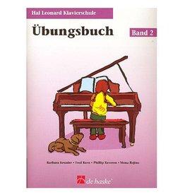 De Haske Hal Leonard Übungsbuch 2 inkl. Mitspiel-CD