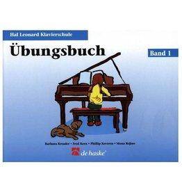 De Haske Hal Leonard Übungsbuch 1 inkl. Mitspiel-CD